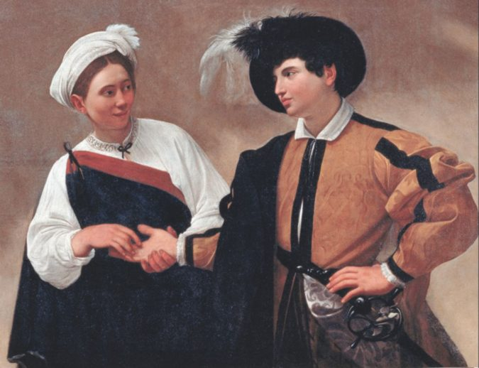 """""""La Boschi è la zingara di Caravaggio che legge la mano e ruba l'anello"""""""