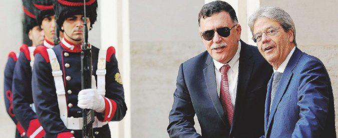 Libia, Gentiloni s'accontenta del girone di consolazione