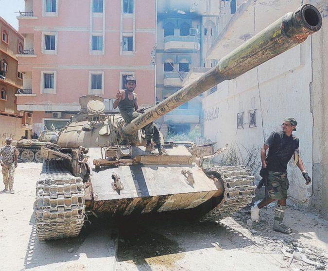 """Grosso guaio a Tripoli: il presidente e gli alleati riluttanti al """"cessate il fuoco"""""""