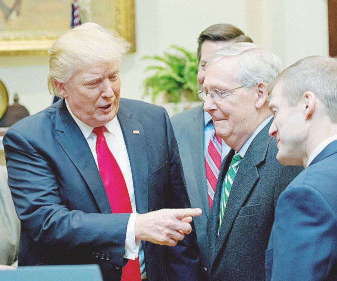 Obamacare, Mitch da buono a nulla a eroe repubblicano