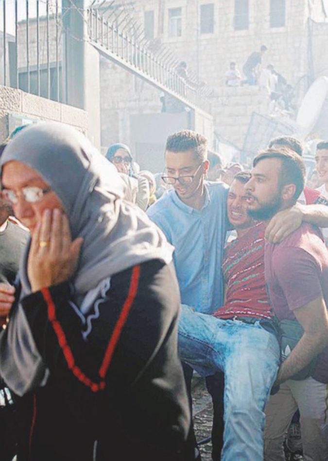 Al Jazeera e il senso di Bibi per i giornalisti