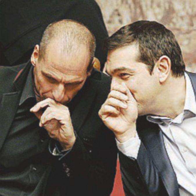 Varoufakis e Tsipras: c'eravamo tanto amati