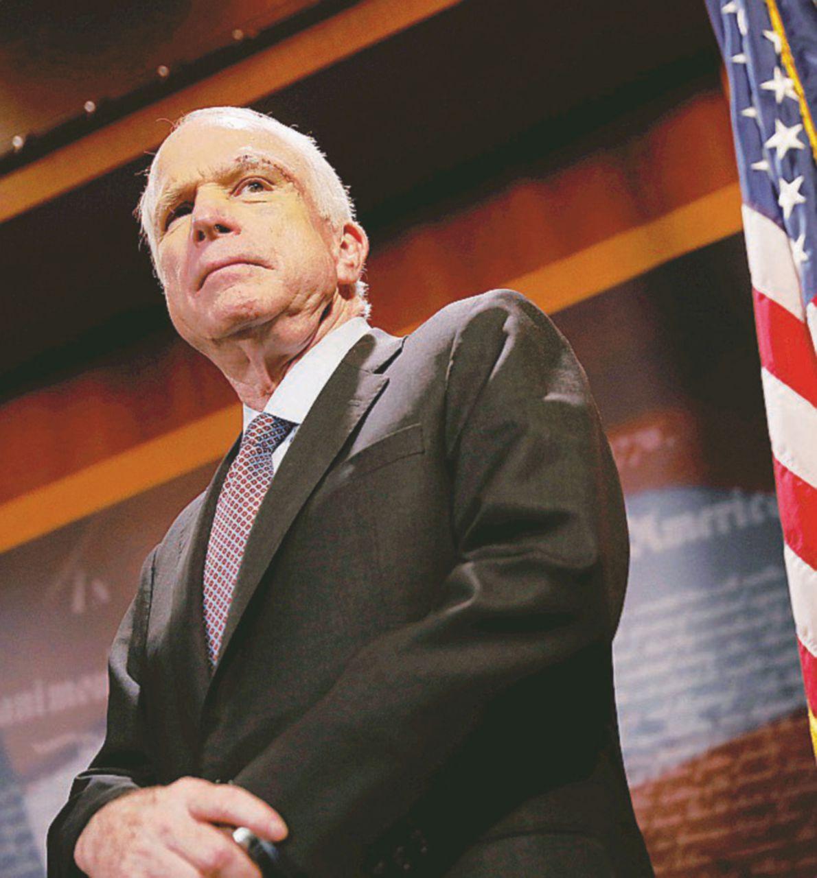 McCain, l'eroe che l'America non ha mai voluto da presidente