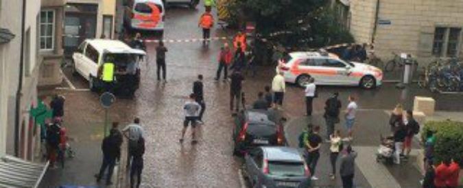 Svizzera, uomo armato di motosega ferisce 5 persone: ricercato a Sciaffusa