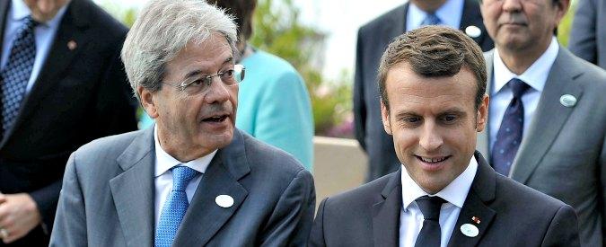 """Migranti, Macron: """"Costruiremo hotspot in Libia per esaminare richieste d'asilo"""". Gentiloni: """"L'Italia ha la sua agenda"""""""