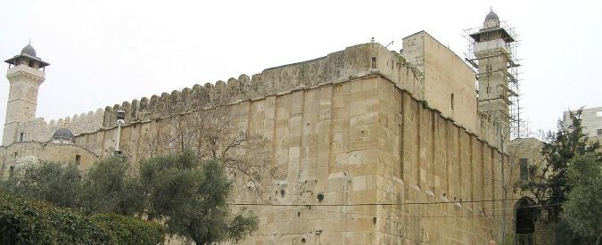 """Unesco: """"Tomba dei Patriarchi di Hebron è sito palestinese Patrimonio dell'umanità"""". Israele: """"Vergogna"""""""
