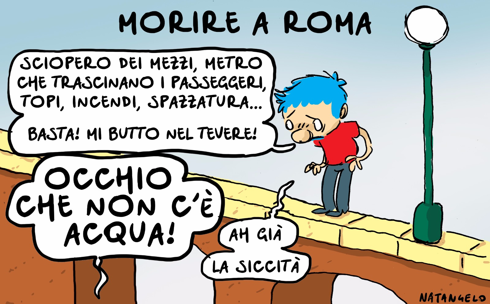 Morire a Roma