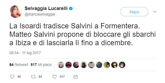 Twitter e Salvini