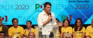 """Matteo Renzi risponde alle critiche dopo le amministrative: """"Partito sotto attacco. Fuori dal Pd, c'è la sconfitta della sinistra"""""""