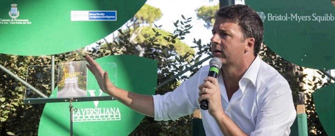 Consip, Renzi su intercettazioni svelate dal Fatto: 'Nulla di penale, vera storia è manomissione atti premier: è eversione'