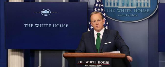 Trump, Spicer si dimette da portavoce in polemica per la nomina di Scaramucci