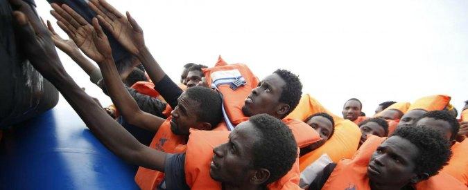 I migranti scappano da morte certa e non si fermeranno