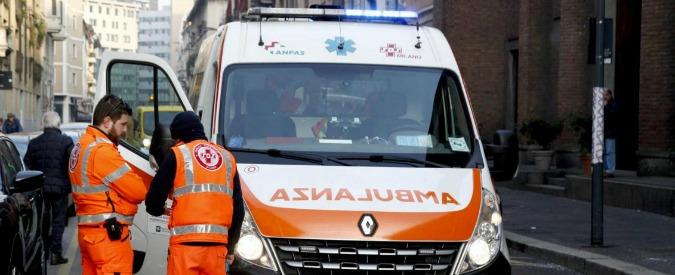 """Catanzaro, bimbo di tre anni cade dal quinto piano: """"Non è in pericolo di vita. Salvato dai fili della biancheria"""""""
