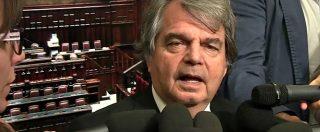 """Vitalizi, Brunetta (FI): """"Aboliti dal centrodestra nel 2011. Testo di oggi è incostituzionale e vetrina per Grillo"""""""