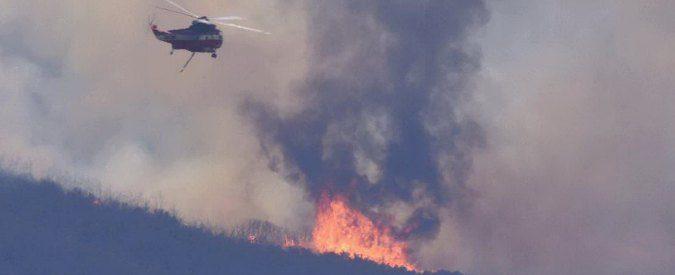 Incendi boschivi, cosa ci insegna il caso della California