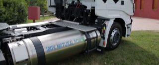 Eco Futuro 2017, la rivoluzione del biogas. Anche il trasporto su gomma può essere 100% naturale