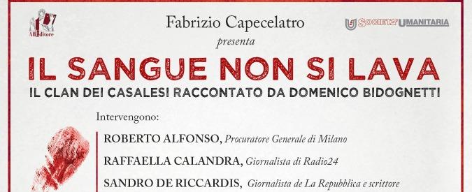 Il sangue non si lava, così Capecelatro racconta i Casalesi con la testimonianza del pentito Domenico Bidognetti