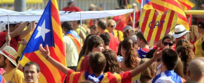 Catalogna, manifestanti denunciati per sedizione e multe fino a 12mila euro per gli organizzatori del referendum