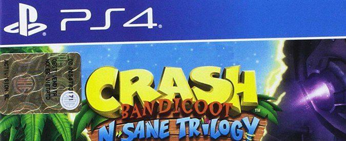 Torna sul mercato la trilogia Crash Bandicoot N.Sane, un altro capitolo dell'anno della nostalgia?