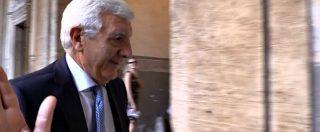 Dimissioni dopo il G8 di Genova? De Gennaro fa scena muta davanti ai cronisti