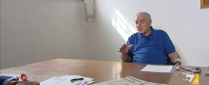 """Dell'Utri dal carcere tifa larghe intese: """"Sarebbe auspicabile un patto nazionale Pd-Fi. Io sono un prigioniero politico"""""""