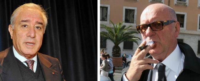 Carceri, le porte girevoli di Laboccetta: torna alla Camera a 7 mesi dall'arresto e va a Rebibbia a trovare Dell'Utri