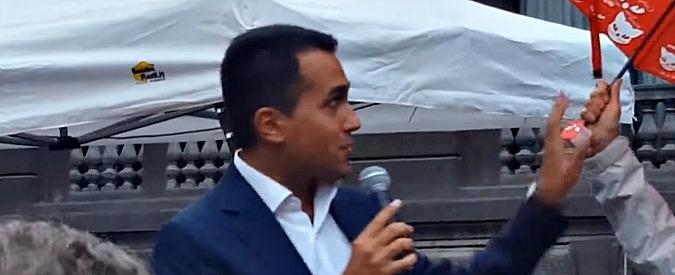 """M5s, Luigi Di Maio: """"Sui giornali una carrellata di fango su di me. Mi fanno passare per scemo, antisemita e fascista"""""""