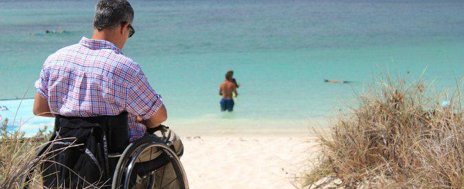 Disabilità, l'estate è arrivata e con lei le vacanze. Per chi può permettersele