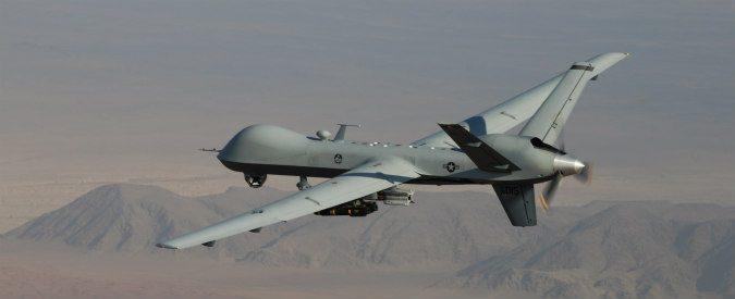 Droni, guerre asimmetriche e armi del futuro