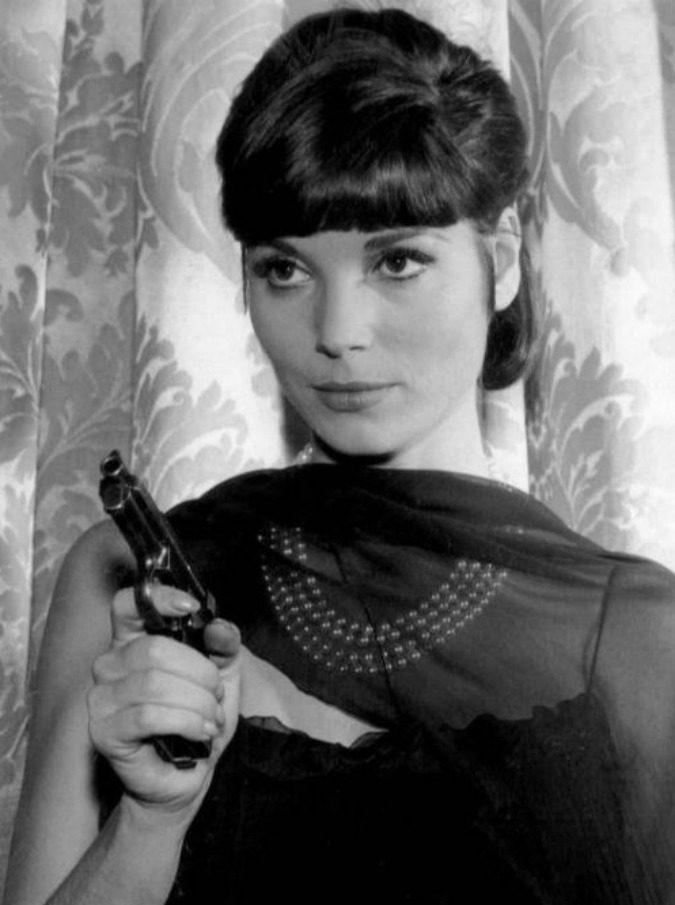 Elsa Martinelli, morta l'attrice che recitò per Monicelli e Orson Welles. Icona di eleganza – FOTO