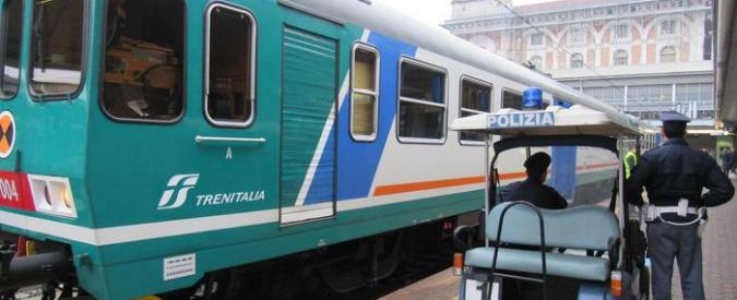 Monfalcone, treno perde gas argon: evacuata la stazione, ritardi sulla linea