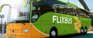 Flixbus, sì a emendamento per salvare l'azienda dei bus low cost. Ma il pericolo è scampato solo a metà