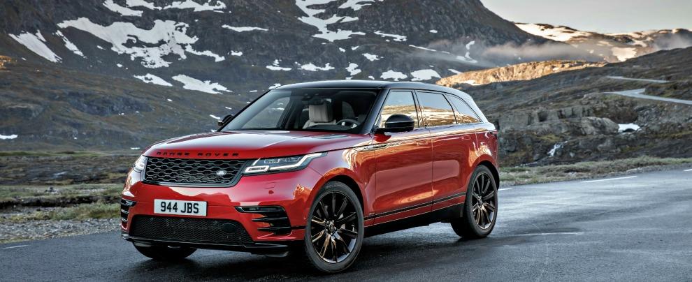 Range Rover Velar La Prova De Il Fattoit Rivoluzione Tecnologica