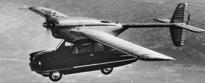 Auto volanti, dal sogno alla realtà. Ecco su cosa ci muoveremo (dopo)domani