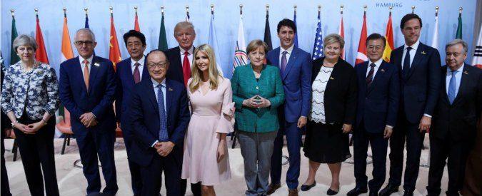 Le riunioni fra i 'grandi' della terra? Un inno allo spreco