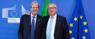 """Migranti, Bruxelles: 'Aumentare rimpatri'. Per l'Italia no solidarietà e nuovi obblighi: """"Aumentare la capacità di accoglienza"""""""