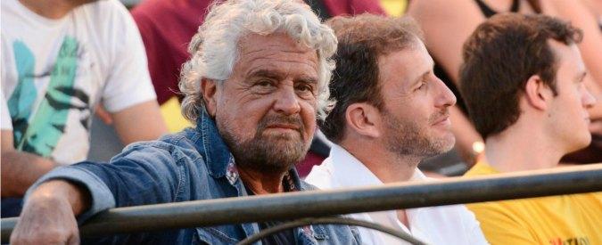 """Grillo: """"Io preparo l'addio? E gli asini volano. Ho rapporto siamese e indissolubile con il M5s"""""""
