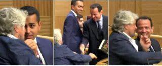 """Risultati immagini per M5s, colloquio Grillo-Minenna al convegno su debito pubblico. Casaleggio: """"Euro ha problema strutturale"""""""