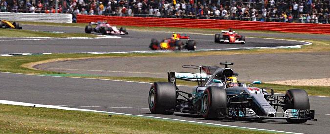 Formula 1, Hamilton vince a Silverstone. Bottas 2°. Sfortuna Ferrari: Raikkonen e Vettel forano all'ultimo giro