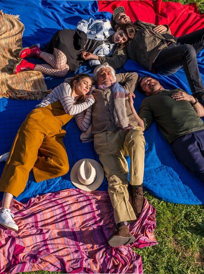 """Il Premio, Alessandro Gassmann regista ispirato dal ricordo del padre Vittorio: """"Commedia che ha a che fare con la mia famiglia"""""""