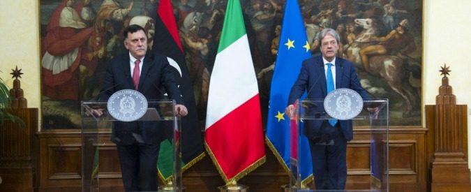 La Libia sta ai migranti come Macron sta a Boeri