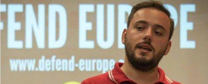 """Migranti, Defend Europe: """"Noi in mare per sorvegliare e contrastare le ong, ma se salveremo qualcuno le chiameremo"""""""