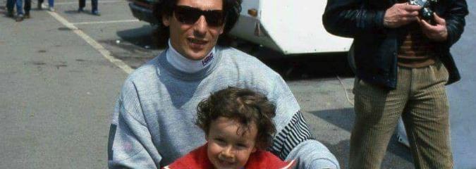 Marco Lucchinelli: morto in un incidente stradale Cristiano, il figlio del campione mondiale di motociclismo