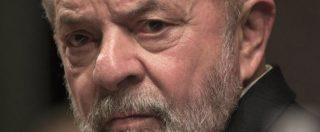 Brasile, l'ex presidente Lula a un passo dal carcere per corruzione. Respinta la richiesta di sospensione della pena