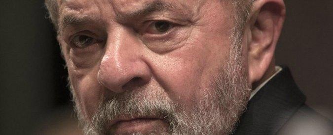 Brasile, ex presidente Lula condannato a nove anni e mezzo per corruzione passiva