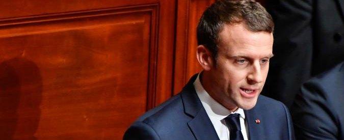 Francia, procura Parigi indaga su viaggio a Las Vegas di Macron. A rischio ministro del Lavoro Muriel Penicaud