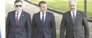 Libia, Macron cancella Gentiloni e Minniti: l'accordo di Parigi è uno sgambetto all'Italia. Ma la colpa è nostra