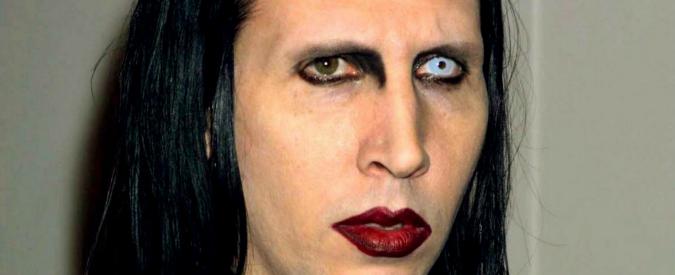Marylin Manson in concerto a Villafranca di Verona: gruppi di preghiera e petizione on-line per 'esorcizzare' il cantante