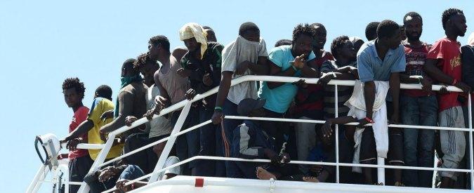 Se pensate che il problema dell'Italia (e dell'Europa) siano i migranti avete perso la testa