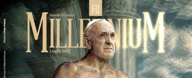 """L'inviato nei confessionali: """"Questo non è il mio Papa. Ti assolvo, tanto lui non fa sul serio"""". Su Fq MillenniuM in edicola"""